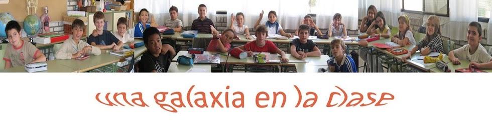 UNA GALAXIA EN LA CLASE