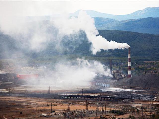 1 Karabash, Kota Yang Polusinya Terparah di Dunia