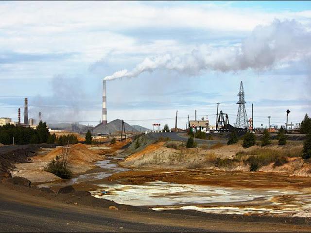 2 Karabash, Kota Yang Polusinya Terparah di Dunia