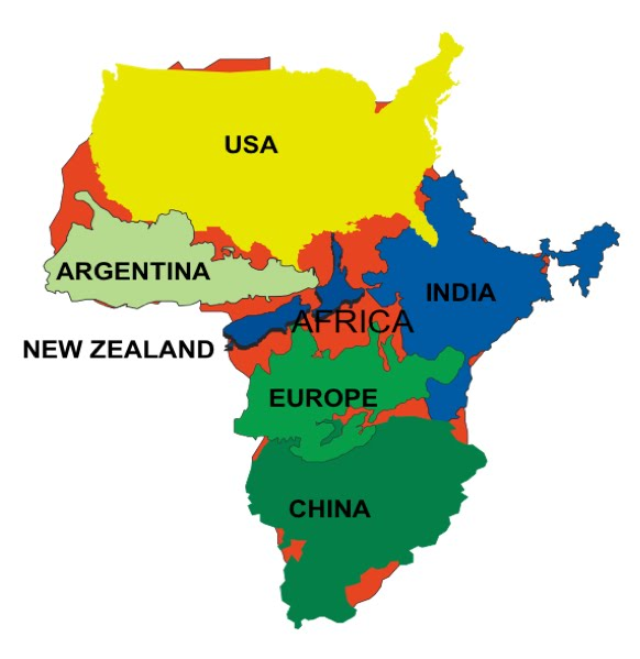 Richest Continent In Natural Resources
