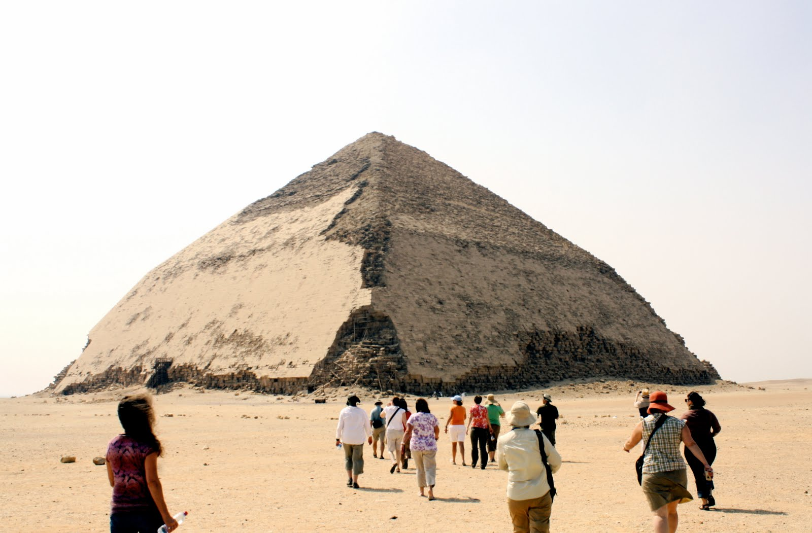 travelling back in time to ancient egypt
