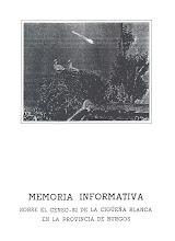 Memoria informativa sobre el censo-82 de la Cigüeña Blanca en la Provincia de Burgos