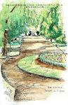 Apuntes... del Parque de la Isla en Burgos.