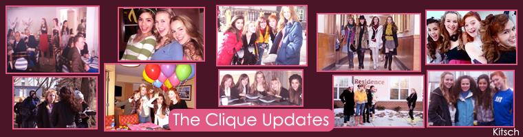 The Clique Updates