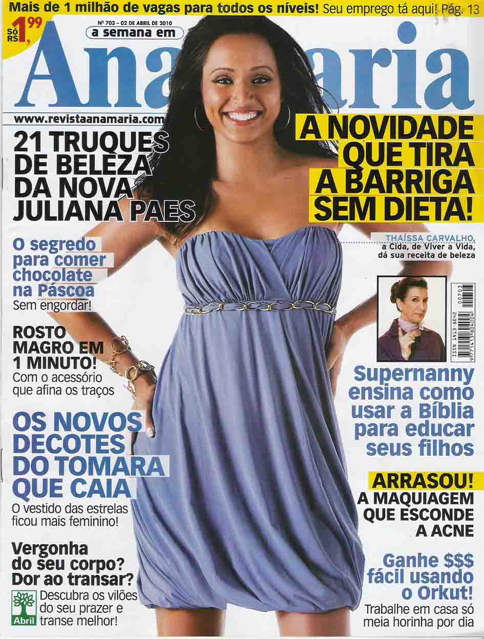 so foder revista maria desta semana