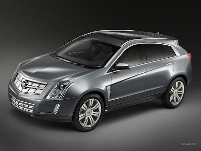 2008 Cadillac Provoq Concept. Tên xe: Cadillac Provoq