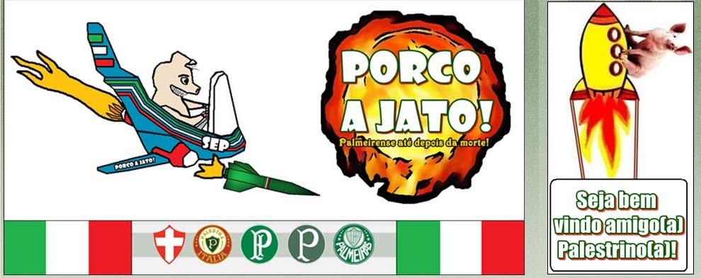 Porco a Jato!