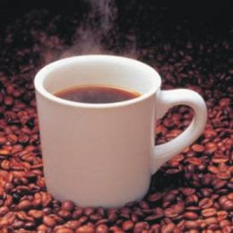 A great cup of coffee in the morning gets me thru the day...