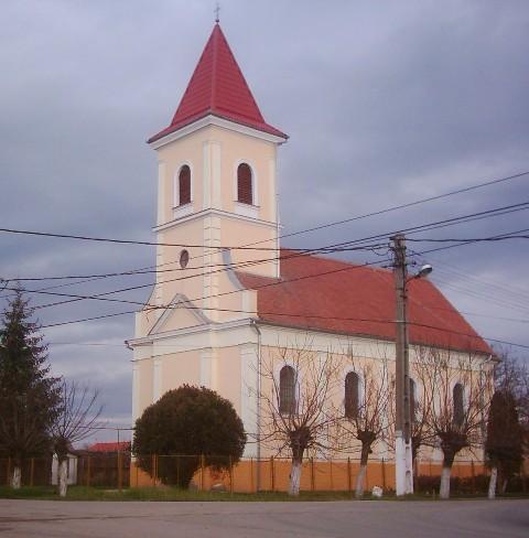 Biserica greco-catolica Sannicolau Mare