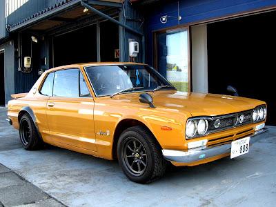 2000 Nissan  on Nissan Skyline 2000 Gt R Kpgc10 1970 R2 Jpg