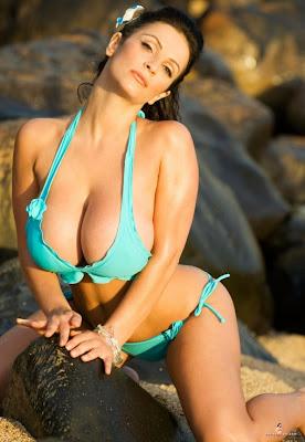 Jezabel Montero  nackt