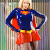 Bianca Beauchamp on Supergirls Tight Latex