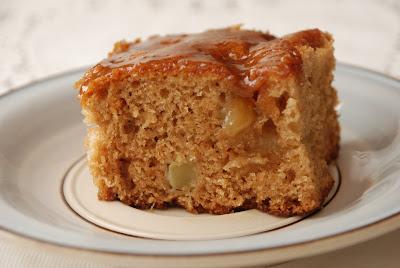 Apple Dapple Cake - Lovin' From the Oven
