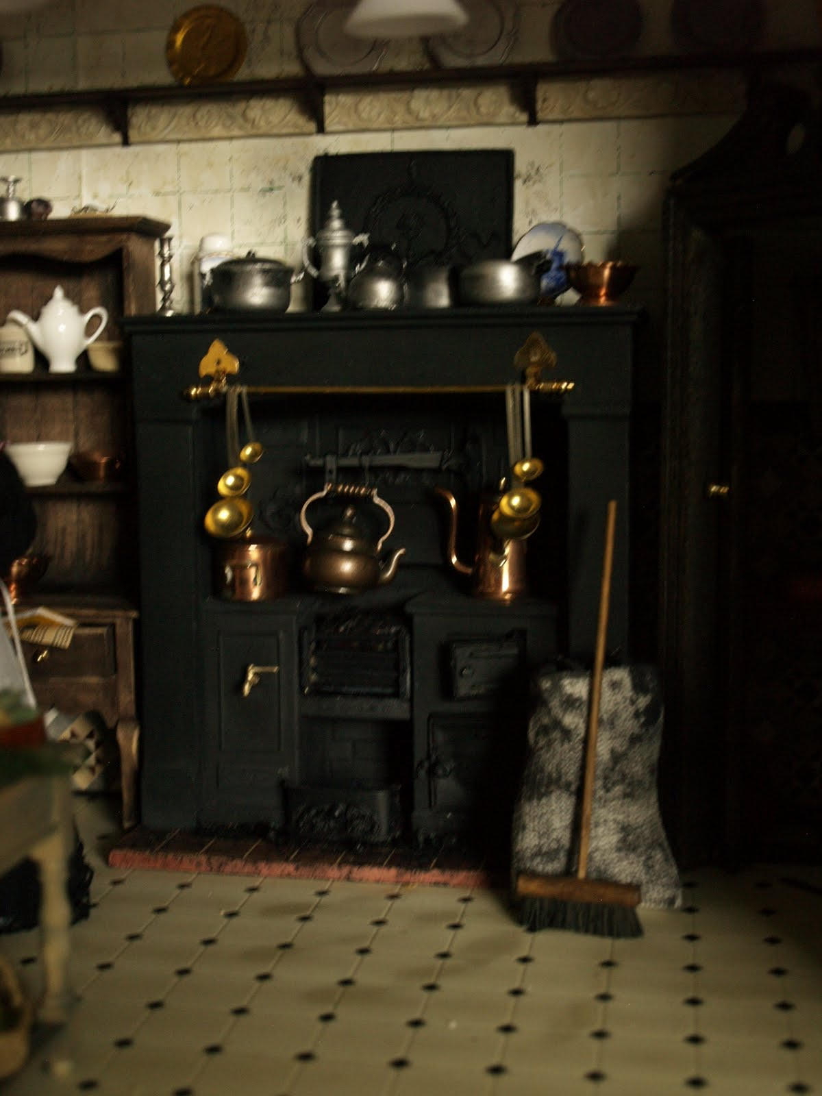 Victorian Kitchen Susan Trodden Victorian Kitchen