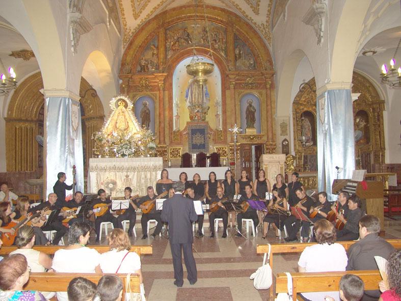 Ca ete de las torres la rondalla y coro de santa cecilia for Canete de las torres