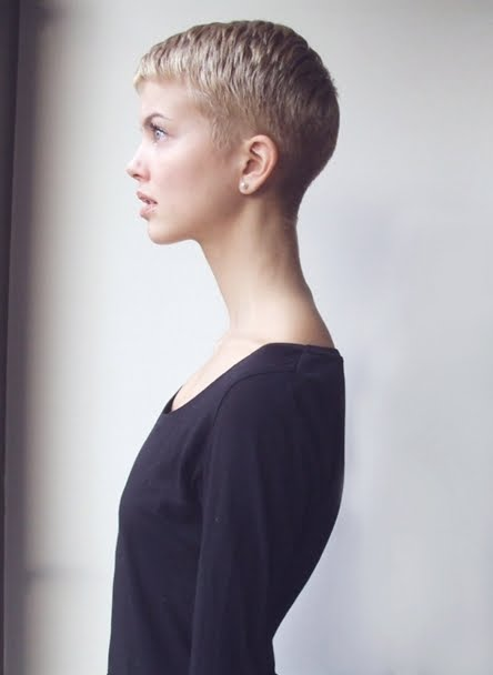 modelwerk blog new haircut tina m heggestad