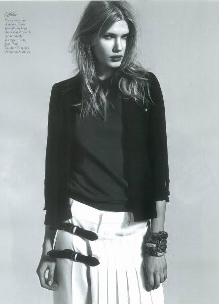 model: yulia terentieva