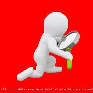 analiza internet strani