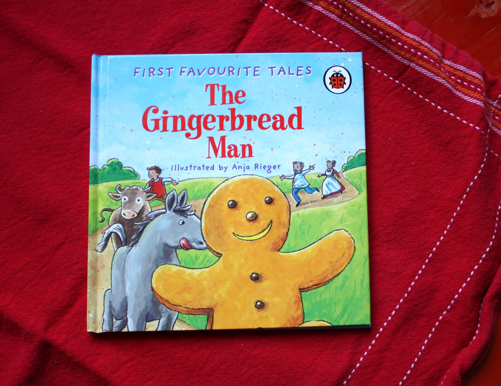 Gingerbread Man Story Pictures