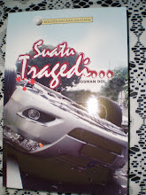 NOVEL BARUKU 'SUATU TRAGEDI...'