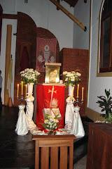 Parroquia San Pablo Jueves Santo 2009