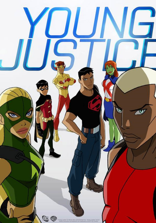 YOUNG JUSTICE (serie) MadMax3