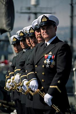 suboficial mayor armada