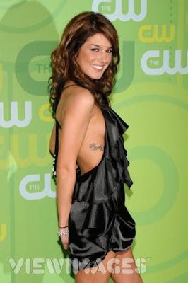 Megan Fox Tattoos Rib