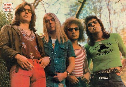 Buffalo - Average Rock 'n' Roller