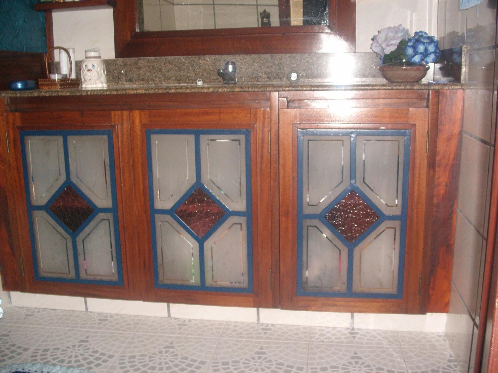 design a arte de decoração: Modelos de armários de banheiro #91533A 1600x1200
