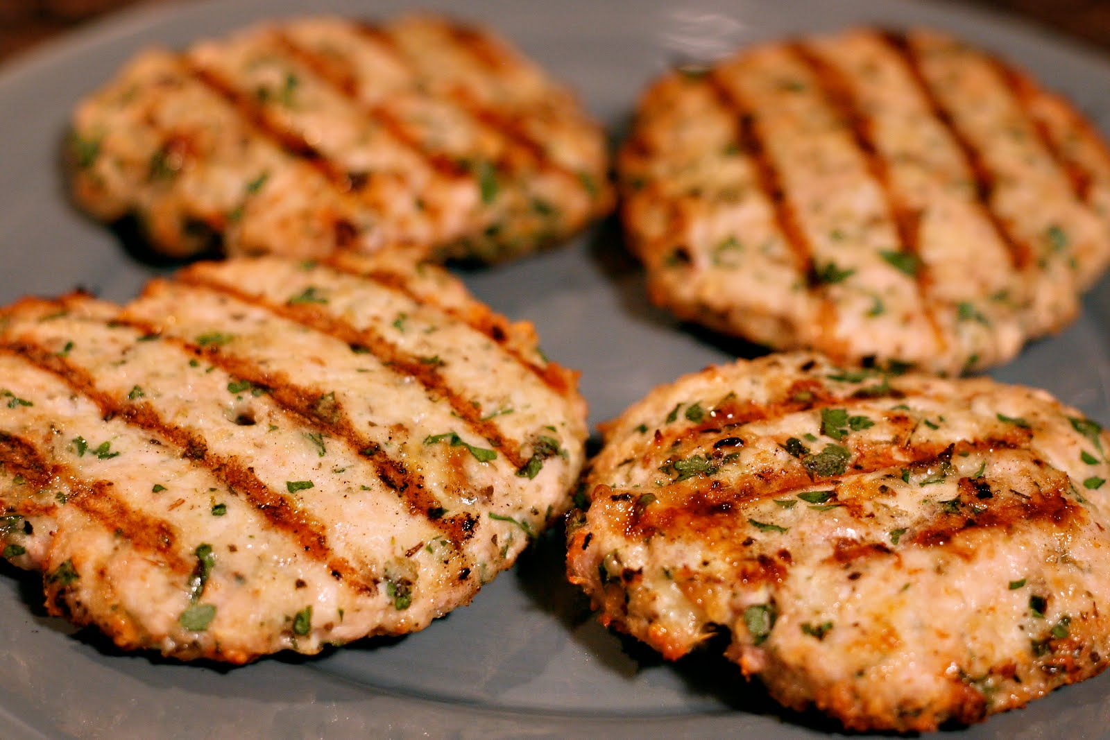 Snapshots of Life: Food For Friday: Chicken Parmesan Burgers