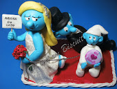 CASAMENTO DOS SMURFS!!!
