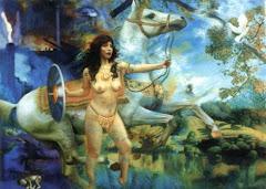 simbología de mujer