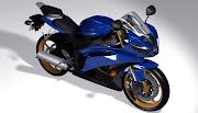 RENDERMoto Yamaha