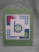 October Card Class 2010
