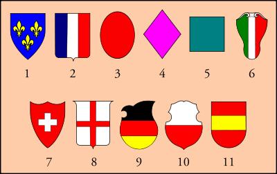 120 Grana 1854, Reino de Nápoles y Sicilia. Formas+de+escudos