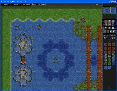 Map Editor screenshot