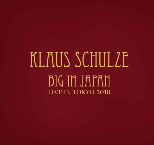 Kittenpurse: Klaus Schulze - Big in Japan