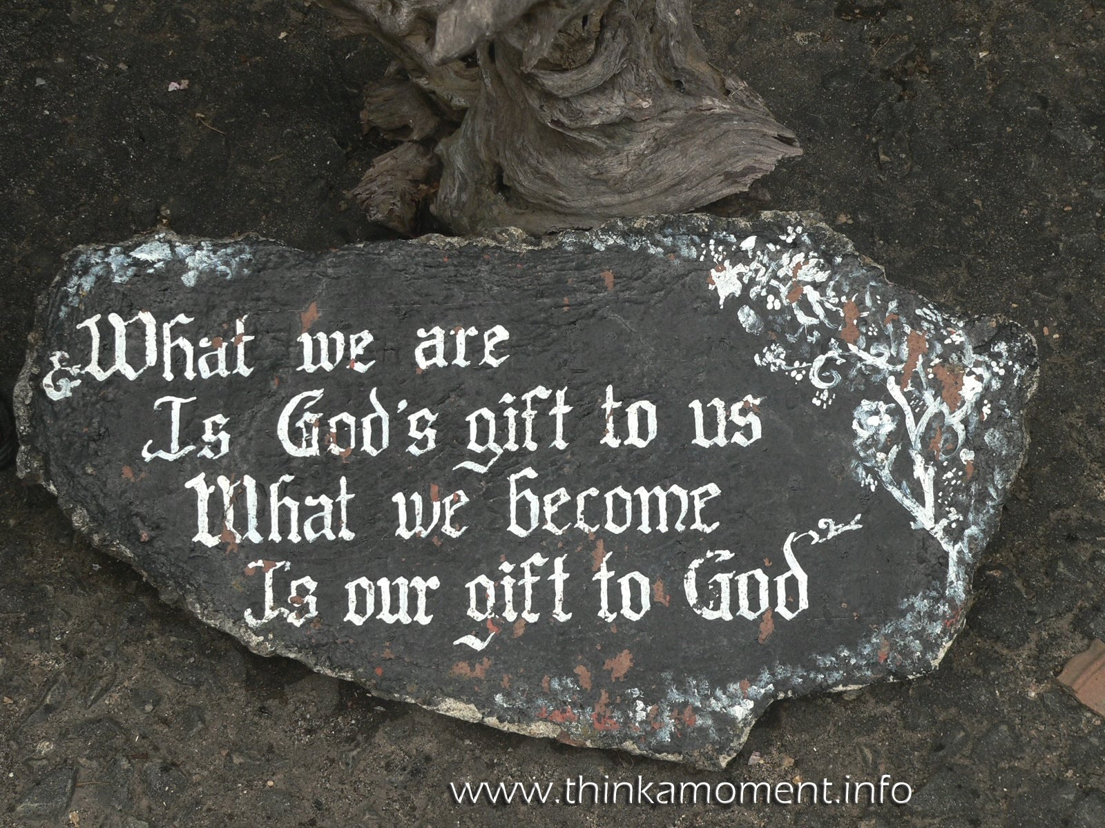 gift - Quote For The Day - Quotable Quotes