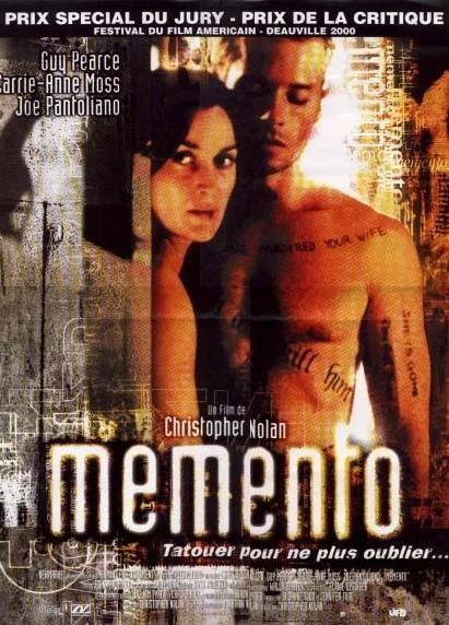 memento tattoo. Memento