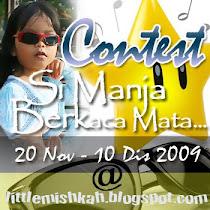 Contest Si Manja Berkaca Mata