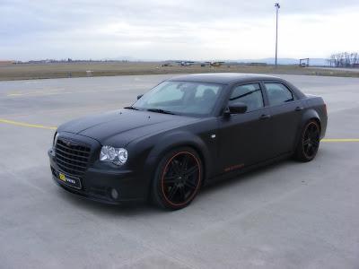 Vamos Falar Sobre Carros Chrysler 300c 2010 Preto Fosco