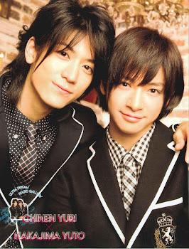 Yuto and Chinen