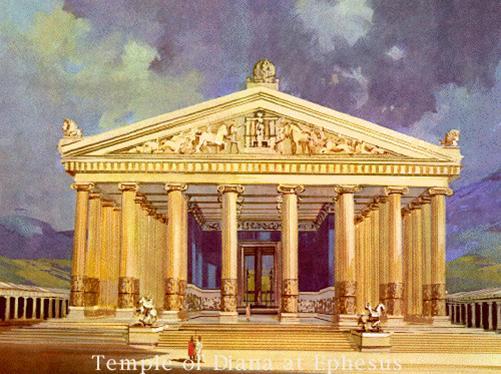 Turma de línguas Grego/Latin Templo_artemis