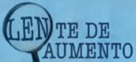 LENTE DE AUMENTO