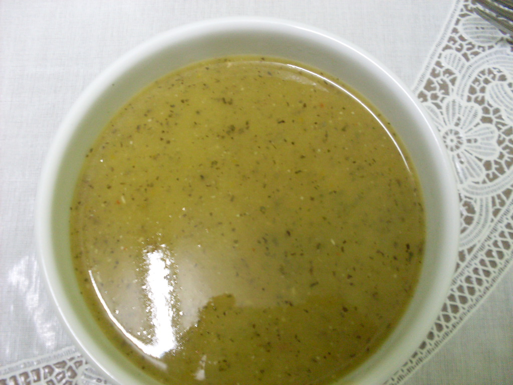 Yeşil Mercimek Çorbası Nasıl Yapılır