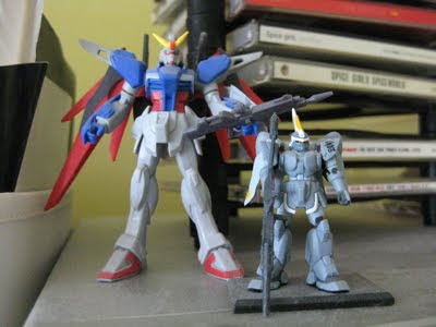 Mobile Suits!