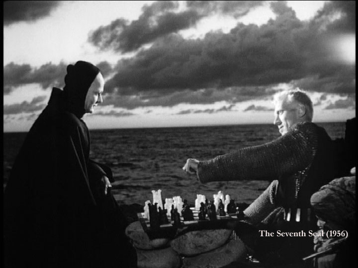 The Seventh Seal is a mesmerizing masterpiece with stunning cinematography