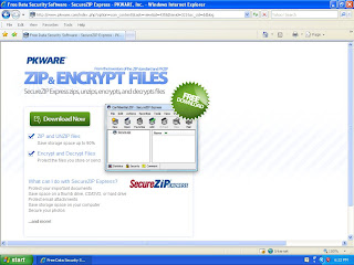 free download securezip express