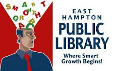 <b>East Hampton Public Library<br>105 Main Street<br>East Hampton, CT 06424<br>860-267-6621</b>